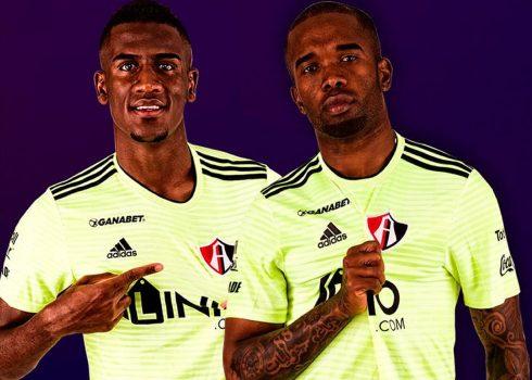 Tercera camiseta Adidas del Atlas FC 2019 | Imagen Facebook Oficial
