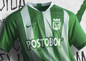 Camiseta titular Nike de Atlético Nacional 2019 | Imagen Web Oficial
