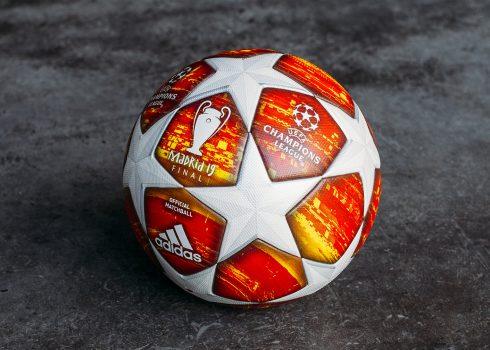 Balón UEFA Champions League Final Madrid 2019   Imagen Adidas