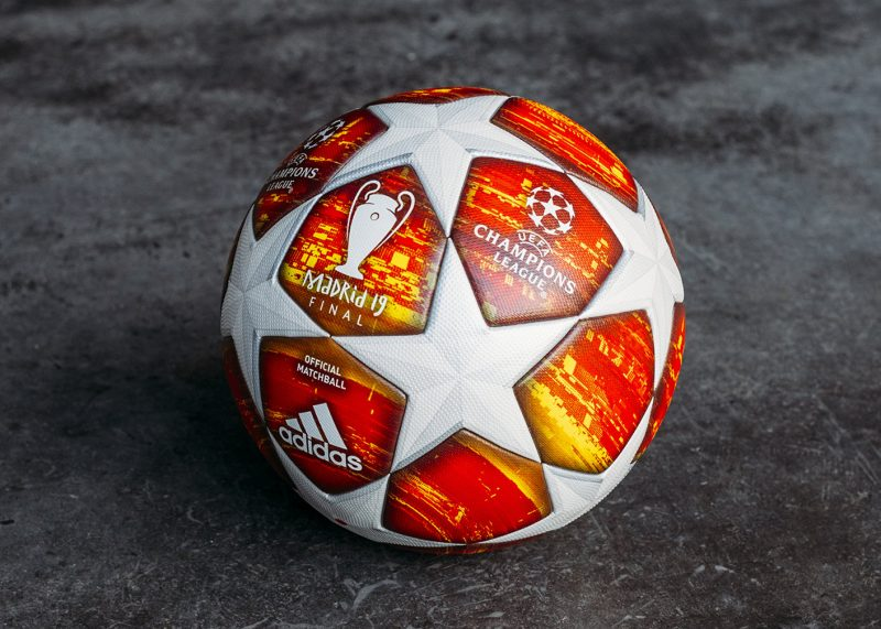 297f9287fa9f7 Balón UEFA Champions League Final Madrid 2019
