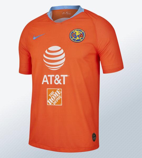 Tercera camiseta del Club América 2019 | Imagen Nike