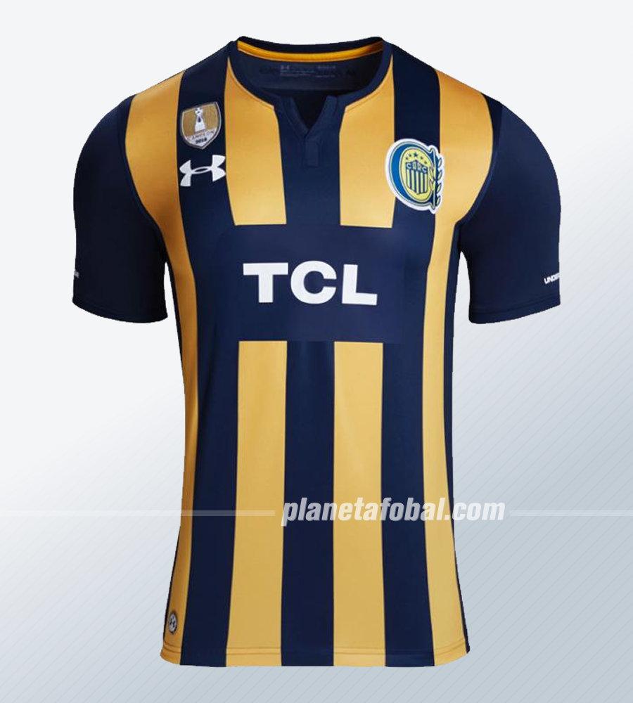 Camiseta titular Under Armour de Rosario Central 2019 | Imagen Web Oficial