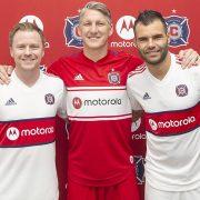 Camisetas Adidas del Chicago Fire MLS 2019   Imagen Web Oficial