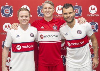 Camisetas Adidas del Chicago Fire MLS 2019 | Imagen Web Oficial