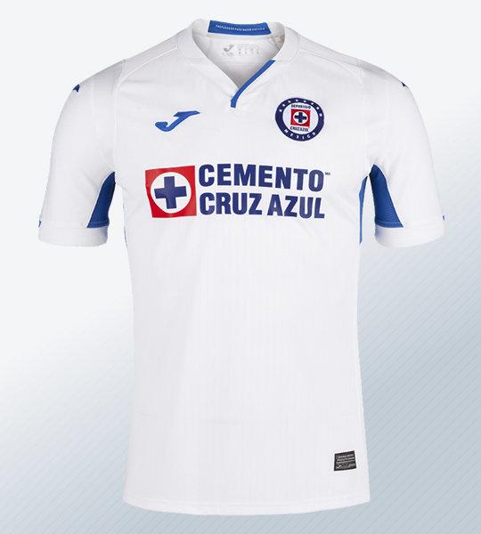 Camisetas suplente Joma del Cruz Azul 2019 | Imagen Twitter Oficial