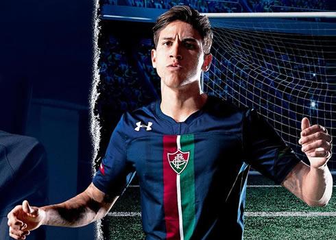 Tercera camiseta Under Armour del Fluminense 2019 | Imagen Web Oficial