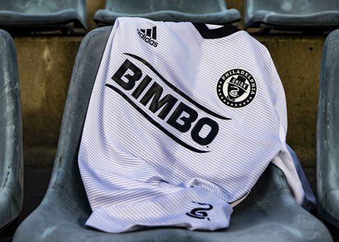 Camiseta suplente Adidas del Philadelphia Union 2019/20   Imagen Web Oficial