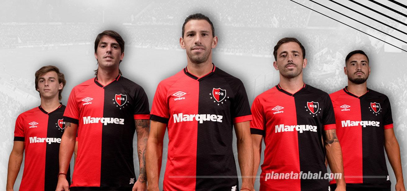 Camiseta titular Umbro de Newell's 2019 | Imagen Web Oficial