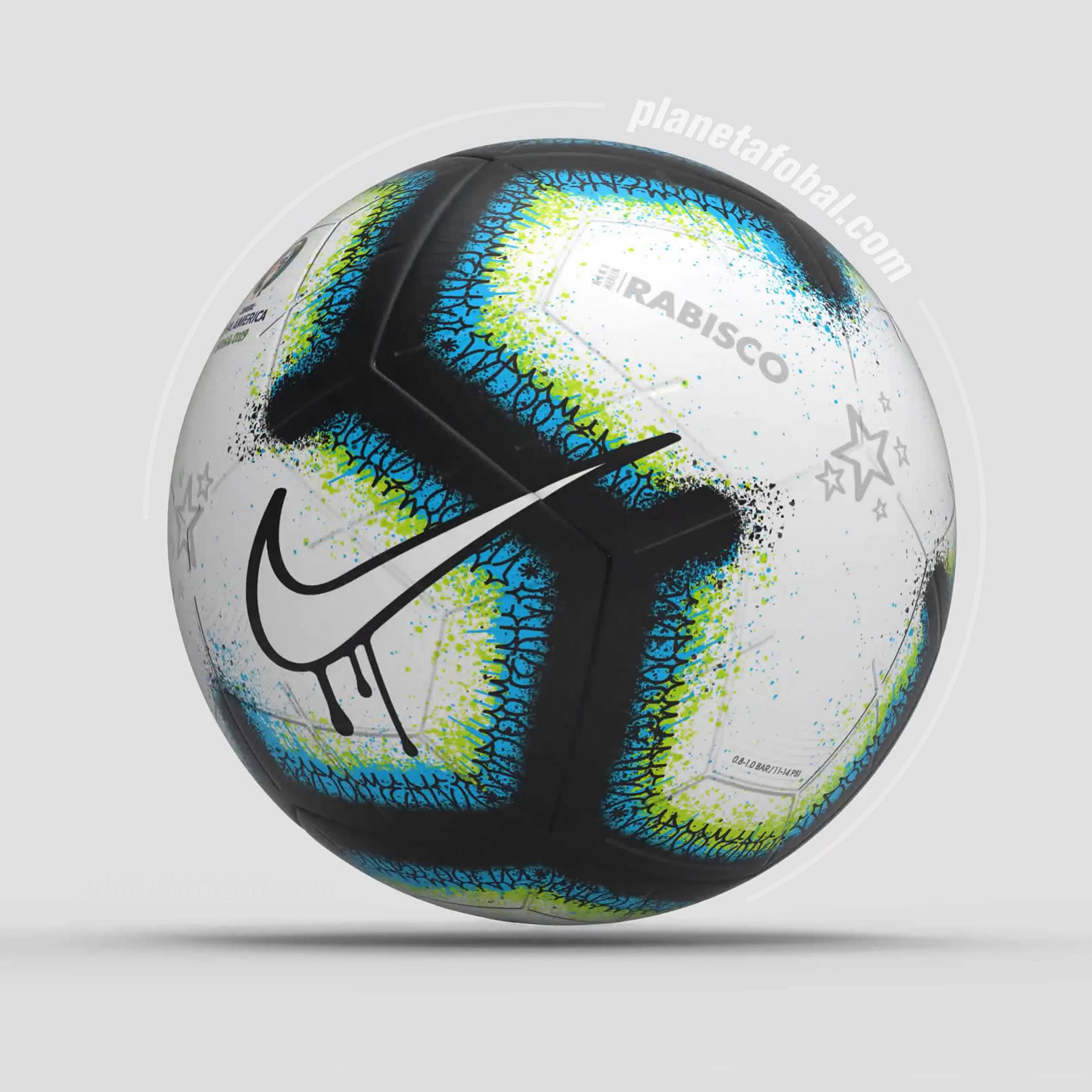 23e8e877c3076 Balón Nike «Rabisco» Copa América Brasil 2019