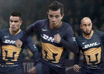 Tercera camiseta Nike de los Pumas de la UNAM 2019 | Imagen Twitter Oficial