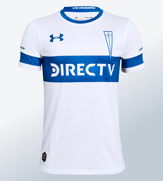 Camiseta titular de la Universidad Católica 2019 | Imagen Under Armour