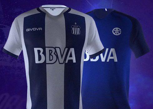 Camisetas Givova de Talleres 2019 | Captura Video