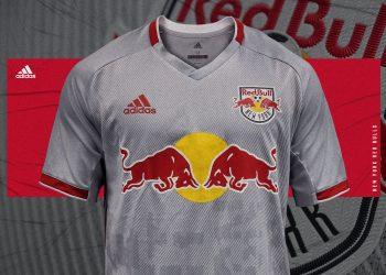 Camiseta Adidas del New York Red Bulls 2019/20 | Imagen Web Oficial