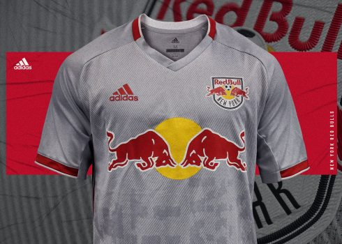 Camiseta Adidas del New York Red Bulls 2019/20 | Imagen Web Oficial