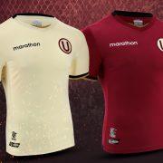 Camisetas Marathon de Universitario 2019 | Imagen Twitter Oficial
