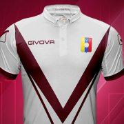 Camiseta suplente Givova de Venezuela 2019/20   Imagen FVF