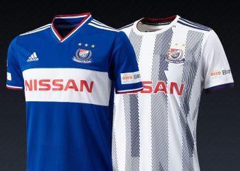 Camisetas Adidas del Yokohama F. Marinos 2019 | Imagen Web Oficial