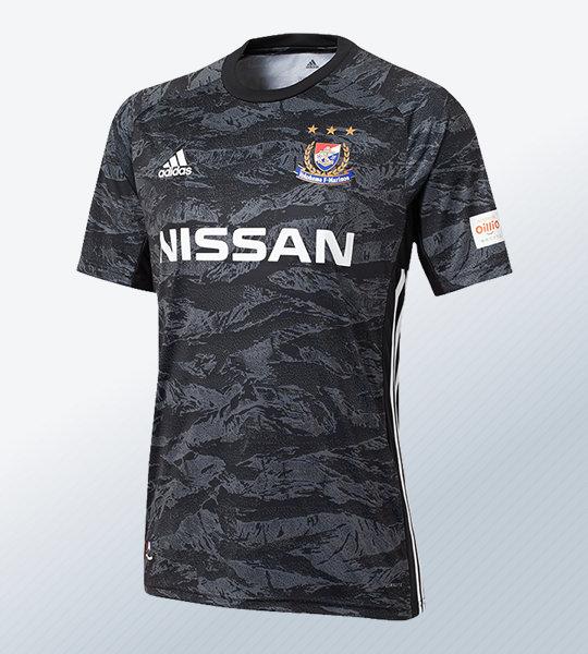 Camiseta de arquero Adidas del Yokohama F. Marinos 2019 | Imagen Web Oficial