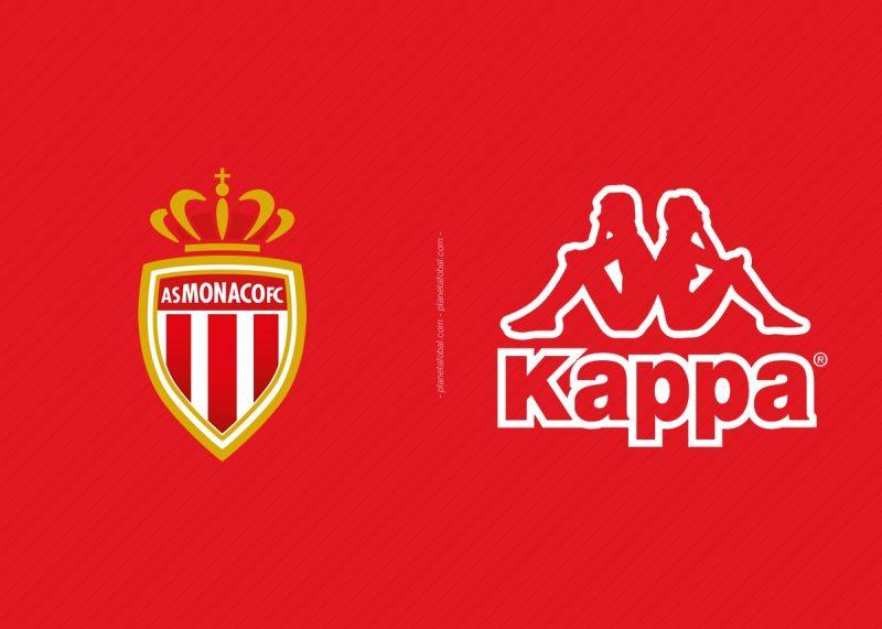 Kappa y el AS Mónaco anuncia contrato de indumentaria