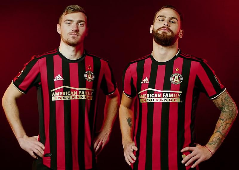 Camiseta titular Adidas del Atlanta United 2019/20 | Imagen Web Oficial