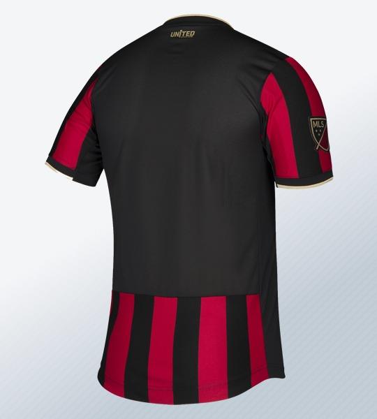 Camiseta titular Adidas del Atlanta United 2019/20 | Imagen MLS