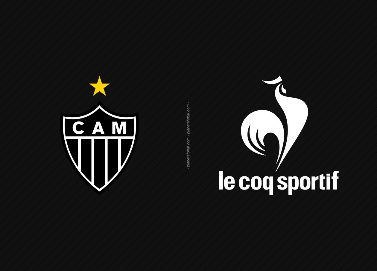 Atlético Mineiro firma contrato con le coq sportif