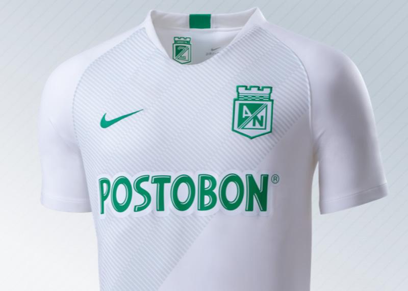 Camiseta suplente Nike 2019 de Atlético Nacional | Imagen Nike