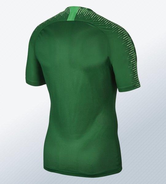 Camiseta titular del Beijing Guoan 2019 | Imagen Nike