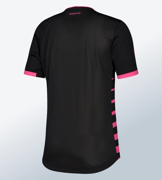 Camiseta suplente Adidas del Seattle Sounders 2019/20 | Imagen Web Oficial