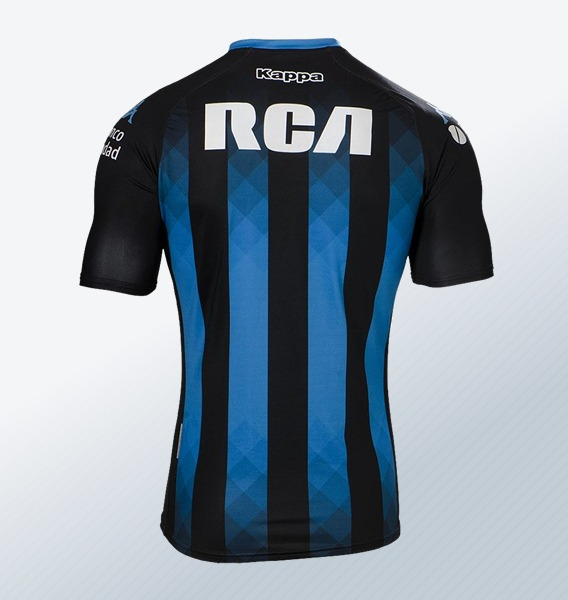 Camiseta suplente Kappa de Racing 2019 | Imagen Web Oficial