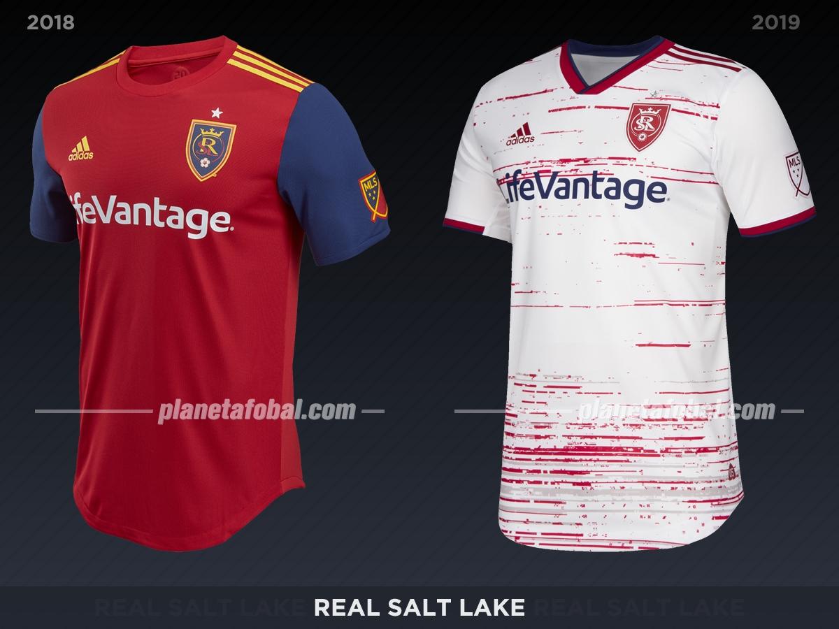 Camisetas del Real Salt Lake  6bd585f1d1990