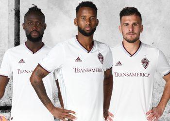 Camiseta suplente Adidas del Colorado Rapids 2019/20 | Imagen Web Oficial