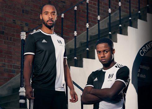 Camiseta Adidas del Fulham 140 Aniversario | Imagen Web Oficial