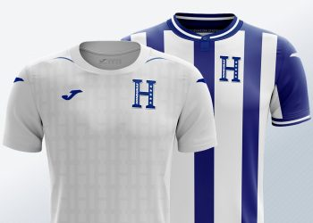 Camisetas Joma de Honduras 2019 | Imagen Diunsa