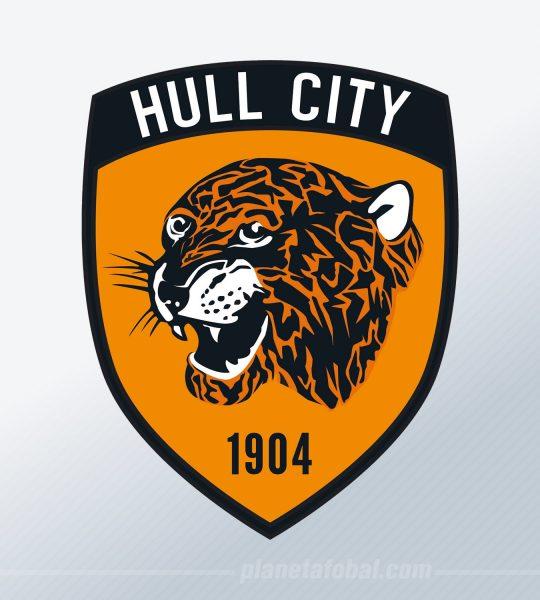 Nuevo escudo del Hull City 2019 | Imagen Web Oficial