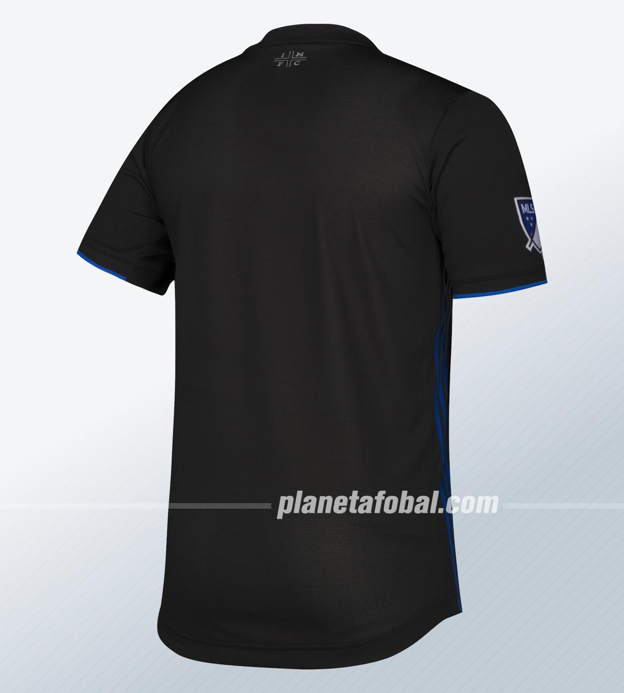 Camiseta titular Adidas del Montreal Impact 2019/20 | Imagen Web Oficial