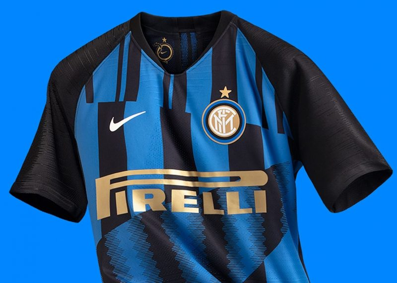 Camiseta del Inter 20 Aniversario junto a Nike | Imagen Nike