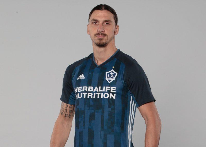 Camiseta suplente Adidas de LA Galaxy 2019/20 | Imagen Web Oficial