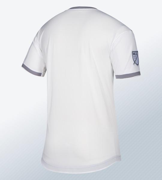 Camiseta suplente Adidas de Los Angeles FC 2019/20 | Imagen Web Oficial