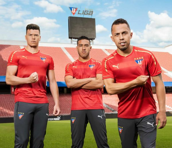 Camiseta alterna Puma de La Liga de Quito 2019 | Imagen Marathon
