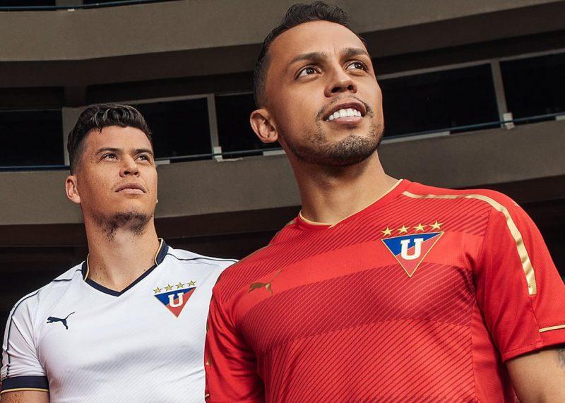 Camisetas Puma de La Liga de Quito 2019 | Imagen Twitter Oficial