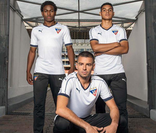 Camiseta local Puma de La Liga de Quito 2019 | Imagen Marathon