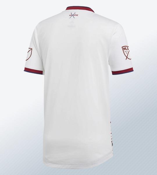 Camiseta suplente Adidas del Real Salt Lake 2019/20 | Imagen Web Oficial