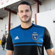 Camiseta titular Adidas del San Jose Earthquakes 2019/20   Imagen Web Oficial