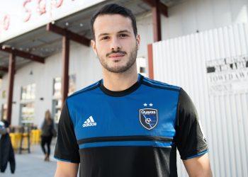 Camiseta titular Adidas del San Jose Earthquakes 2019/20 | Imagen Web Oficial