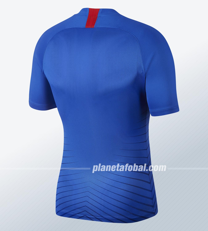 Camiseta titular del Shanghái Shenhua 2019 | Imagen Nike