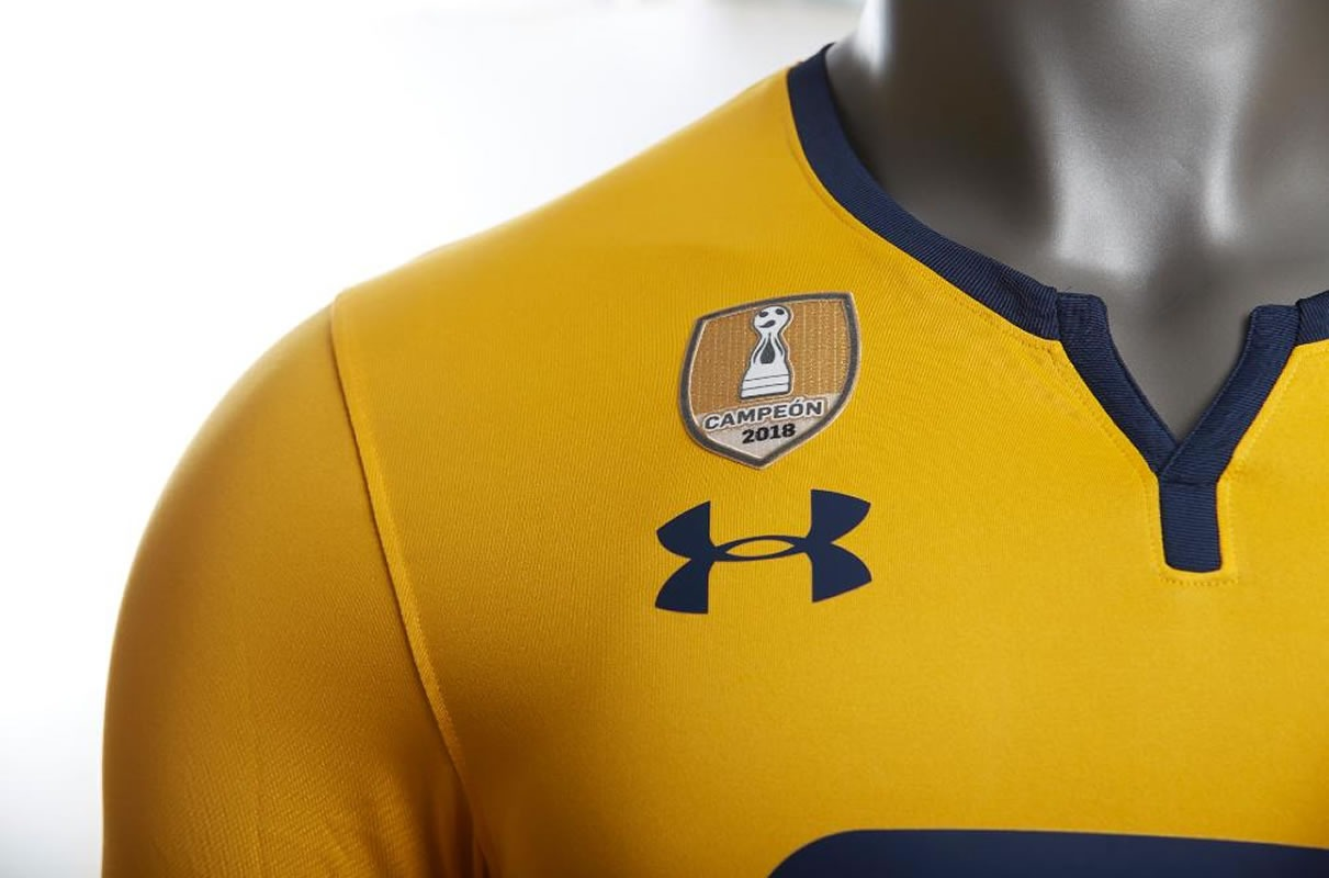 Camiseta suplente Under Armour de Rosario Central 2019 | Imagen Web Oficial