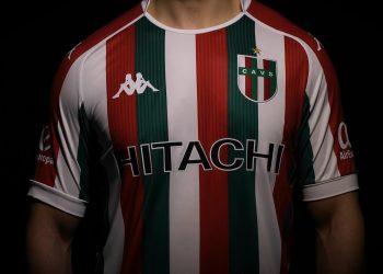 Camiseta tricolor italiana Kappa de Vélez 2019 | Captura Video