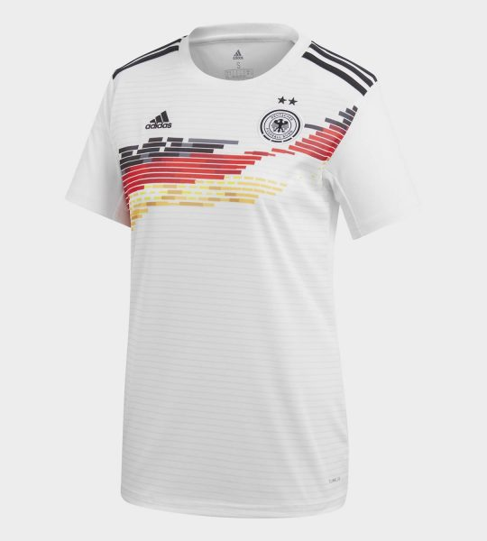 Camisetas Adidas de Alemania Mundial 2019 | Imagen DFB