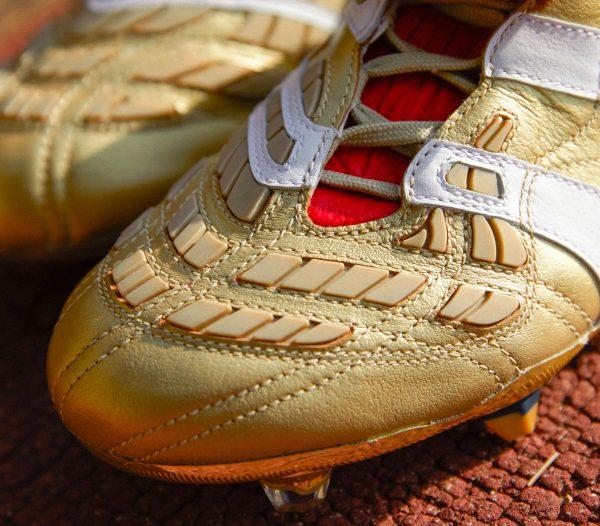 Predator Accelerators de Zinedine Zidane | Imagen Adidas